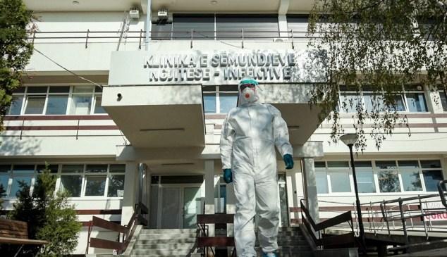 Kosovë/ 2 mijë e 606 raste aktive me COVID-19