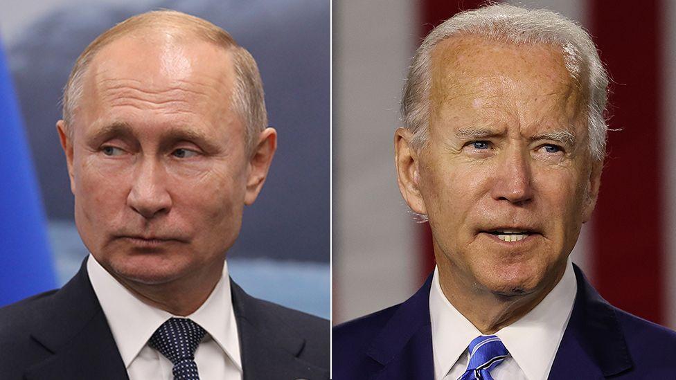 Presidenti Putin sfidon Biden në debat