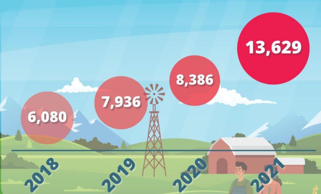 rekord-shifrash-karcanaj-mbi-13-mije-aplikime-online-per-skemen-e-mbeshtetjes-per-fermeret